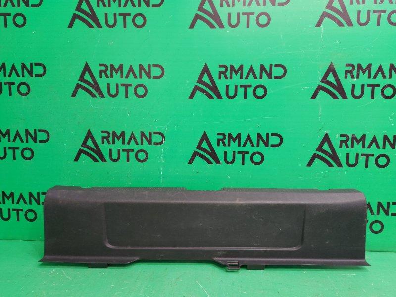 Накладка замка багажника Renault Fluence 2010 (б/у)
