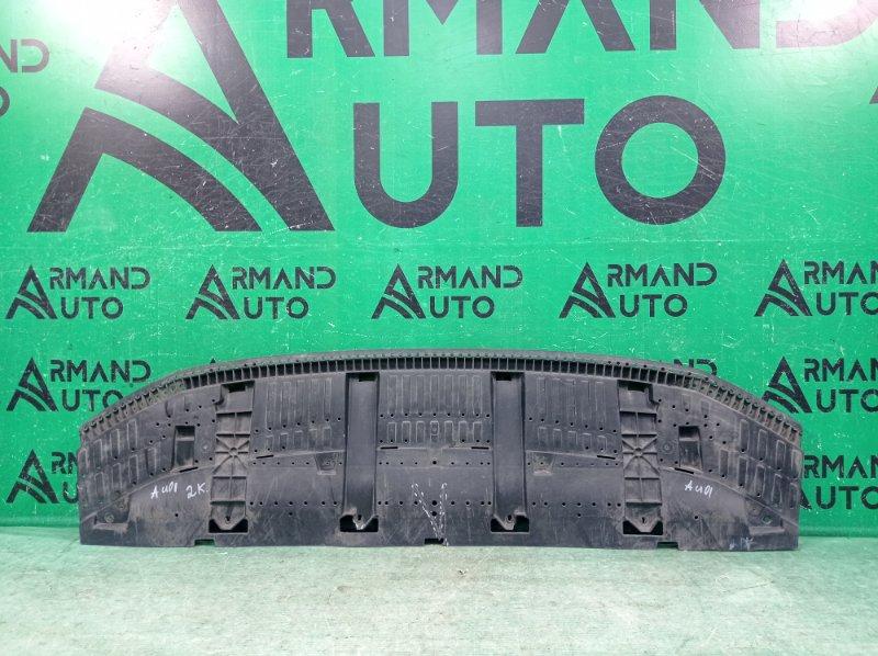 Пыльник бампера Audi Q3 1 8U 2011 передний (б/у)