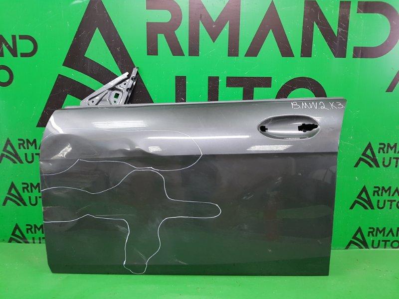 Дверь Bmw 2 Gran Coupe F44 2020 передняя левая (б/у)