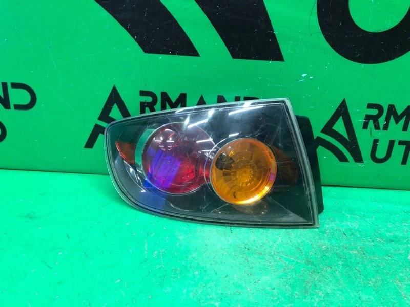Фонарь Mazda 3 BK РЕСТАЙЛИНГ 2006 левый (б/у)