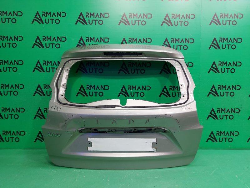 Дверь багажника Lada X-Ray 1 2015 (б/у)