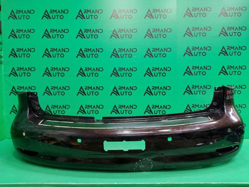 Бампер Infiniti Qx56 Z62 2010 задний (б/у)
