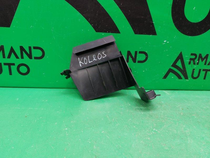 Дефлектор радиатора Renault Koleos 2 2016 (б/у)