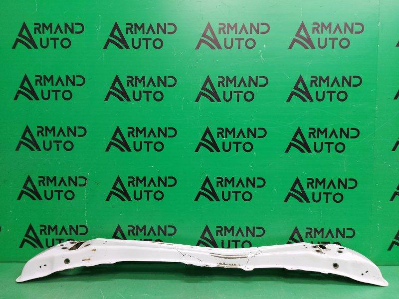 Усилитель бампера Renault Sandero Stepway 2 2014 передний (б/у)