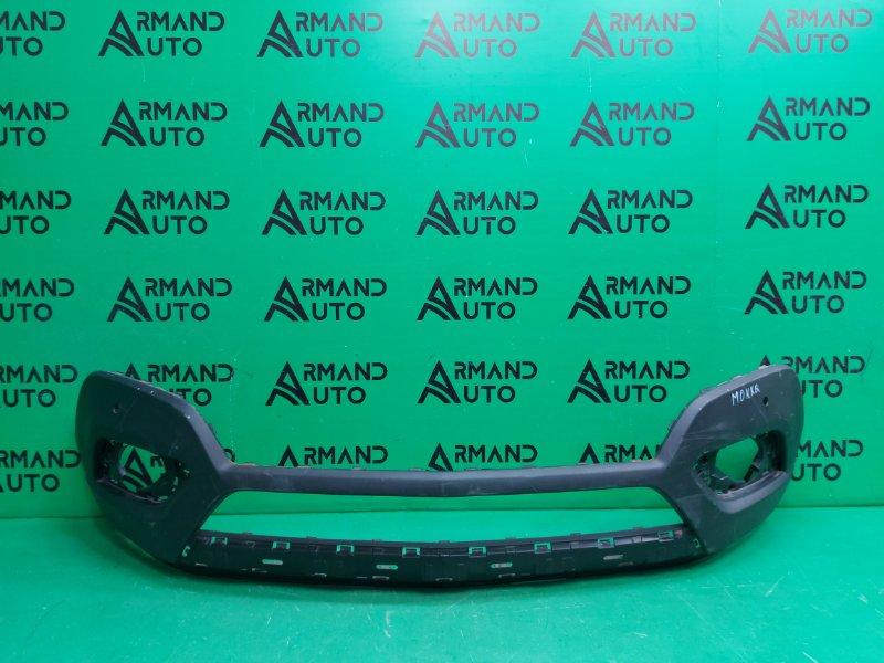 Юбка бампера Opel Mokka 1 2012 передняя (б/у)