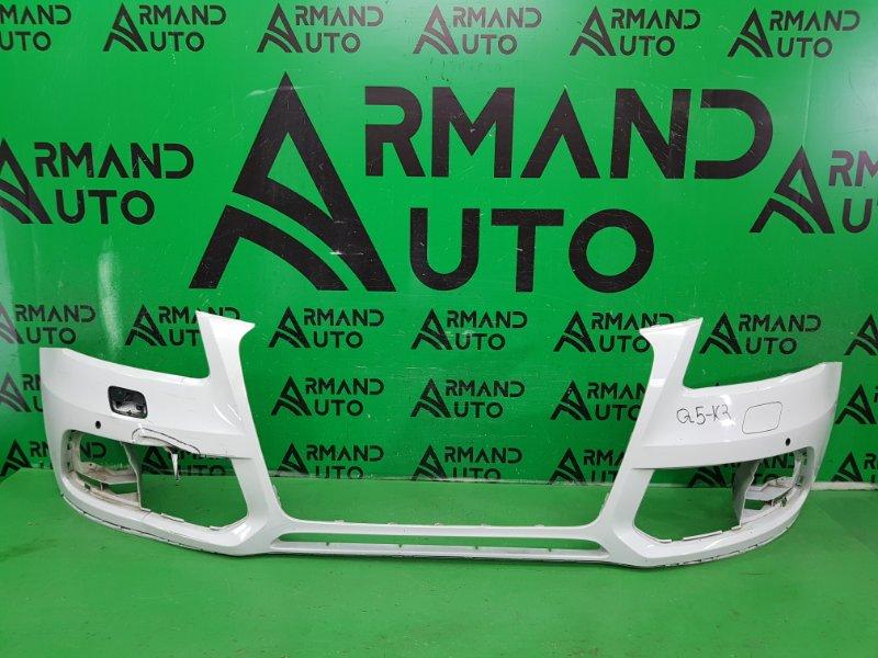 Бампер Audi Q5 8R 2012 передний (б/у)
