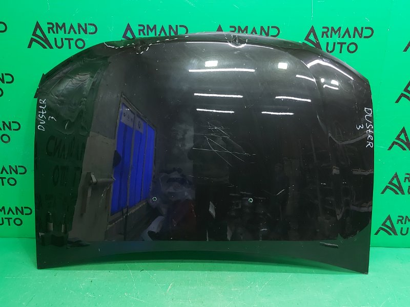 Капот Renault Duster 2010 (б/у)
