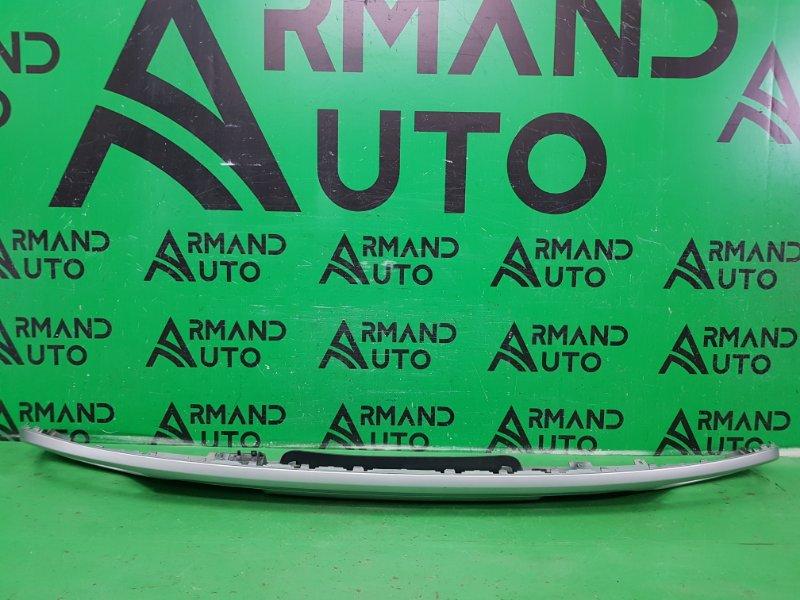 Юбка бампера Audi Q5 2 FY 2017 задняя (б/у)