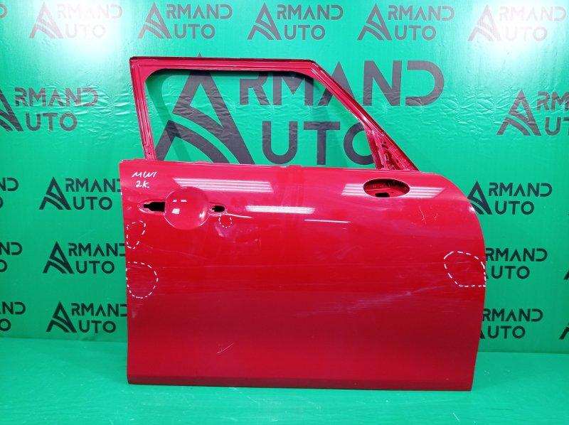 Дверь Mini Hatch F55 2013 передняя правая (б/у)