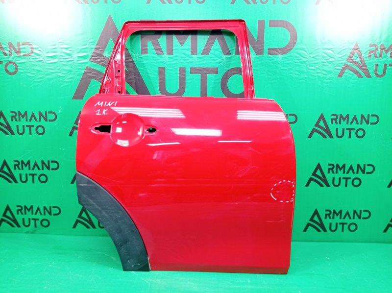 Дверь Mini Hatch F55 2013 задняя правая (б/у)