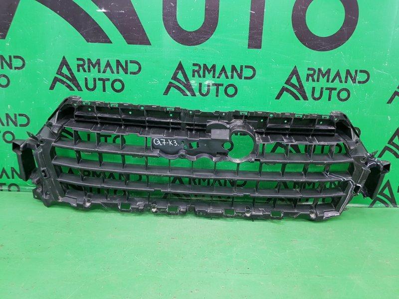 Каркас решетки радиатора Audi Q7 4M 2015 (б/у)