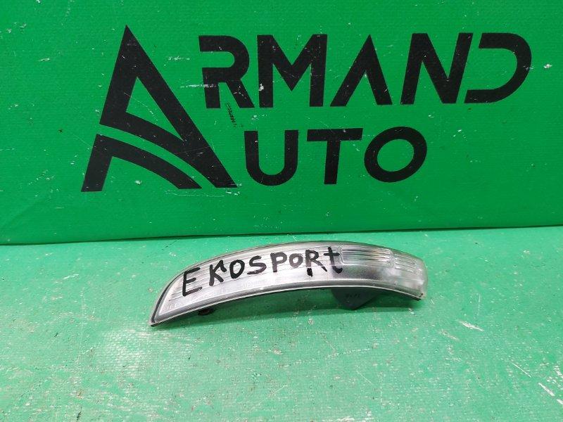 Указатель поворота зеркала Ford Ecosport 1 2014 левый (б/у)