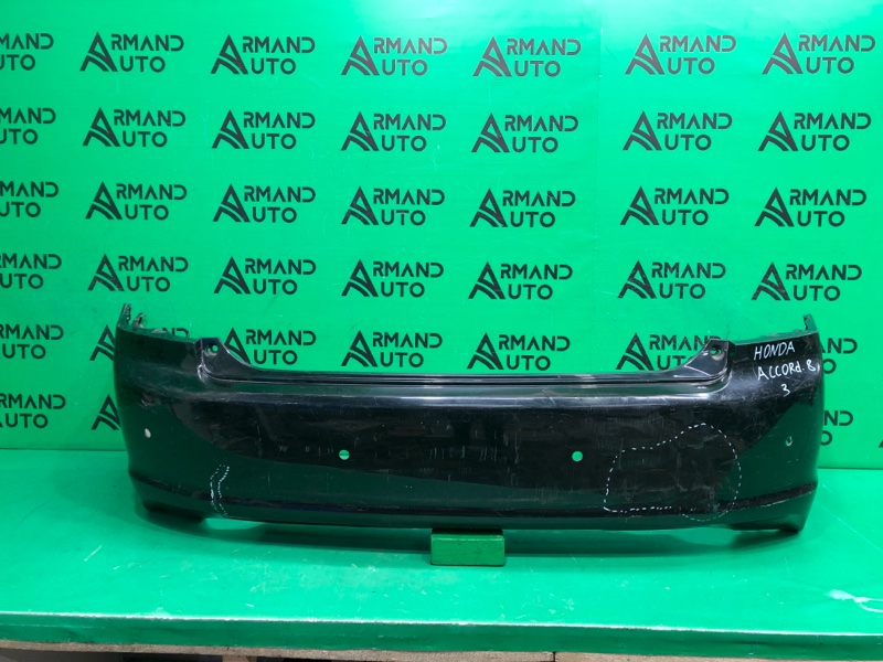 Бампер Honda Accord 7 РЕСТАЙЛИНГ 2005 задний (б/у)
