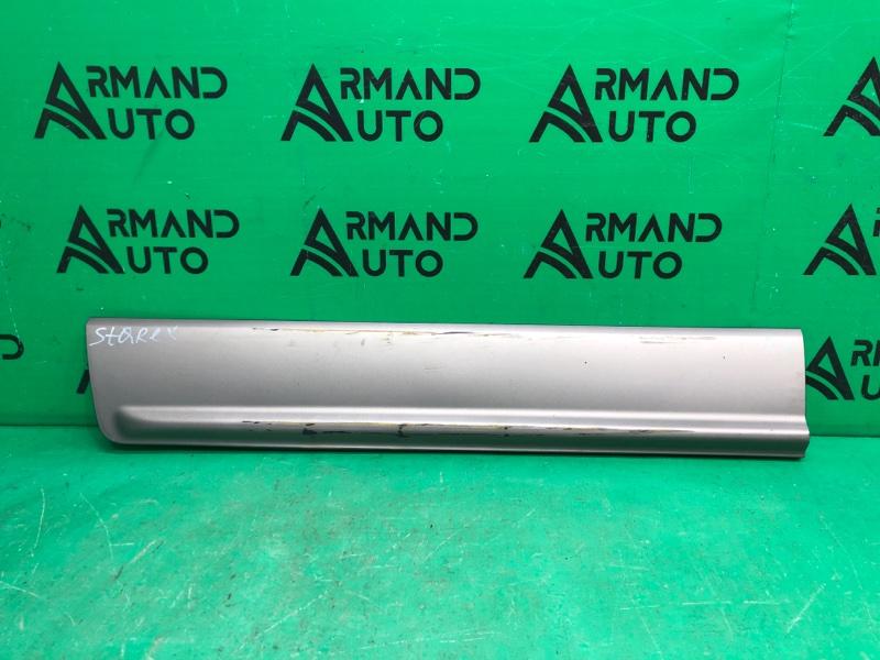 Накладка двери Hyundai Starex H1 2007 правая (б/у)
