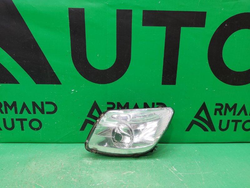 Птф Peugeot 308 1 2007 правый (б/у)