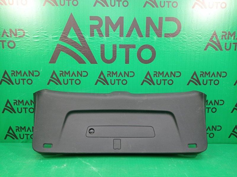 Обшивка двери багажника Audi Q7 2 4M 2015 (б/у)