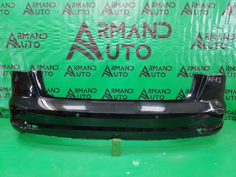 Бампер Audi A6 C8 2018 задний (б/у)