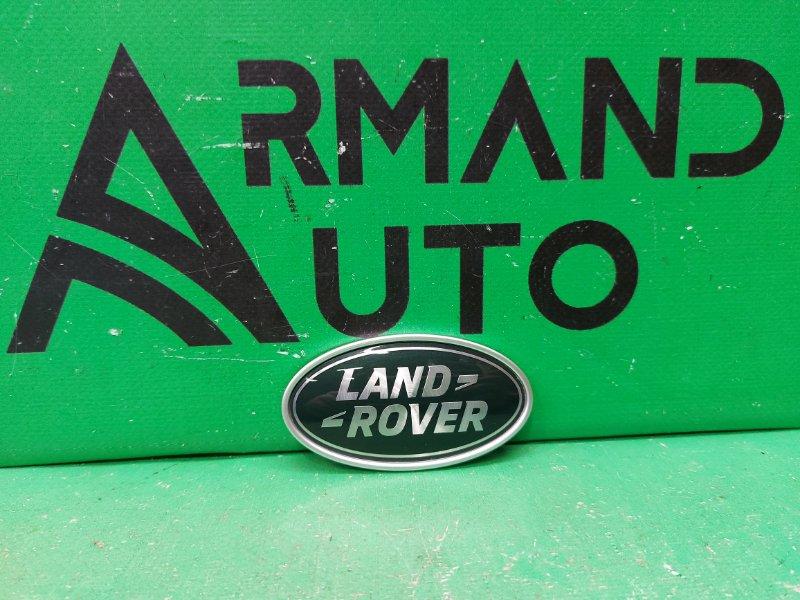 Эмблема Land Rover Range Rover Velar 1 2017 задняя (б/у)
