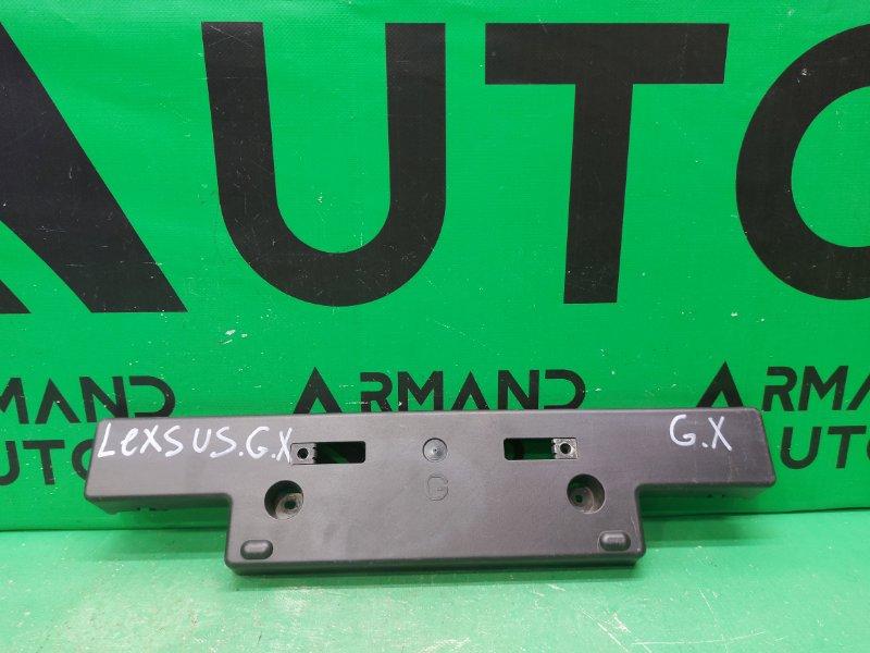 Площадка номерного знака Lexus Gx 2 РЕСТАЙЛИНГ 2013 (б/у)
