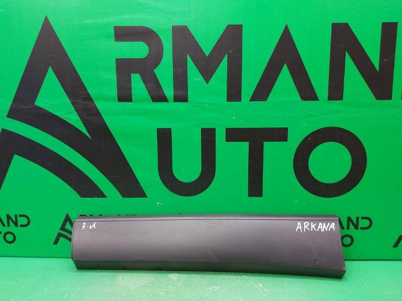 Накладка двери Renault Arkana 1 2019 задняя левая (б/у)