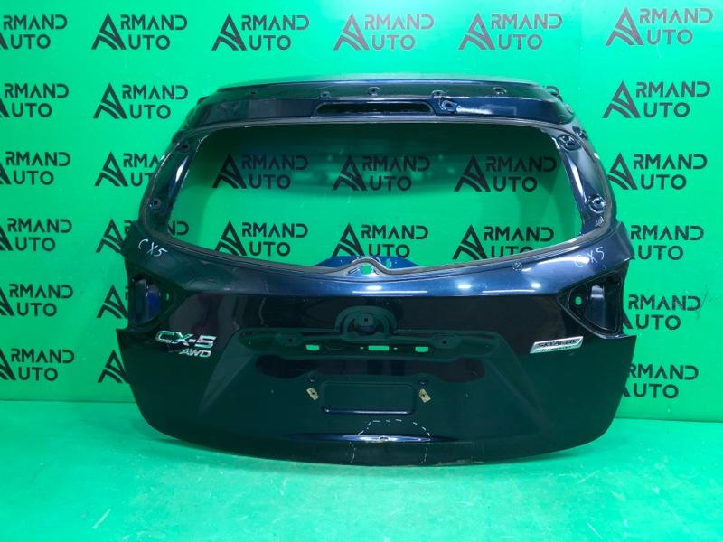 Дверь багажника Mazda Cx5-Cx5 1 2011 (б/у)