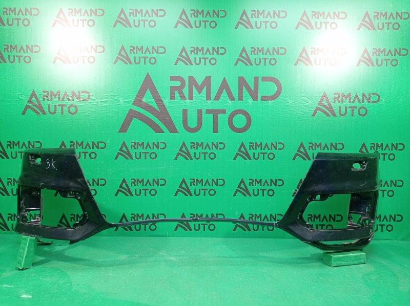 Бампер Audi Q7 2 4M 2015 передний (б/у)