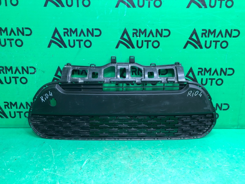 Решетка бампера Kia Picanto 3 2017 передняя (б/у)