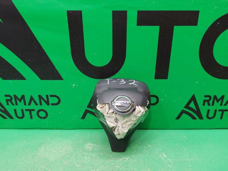 Подушка безопасности ( airbag ) в руль Nissan Juke YF15 2010 (б/у)