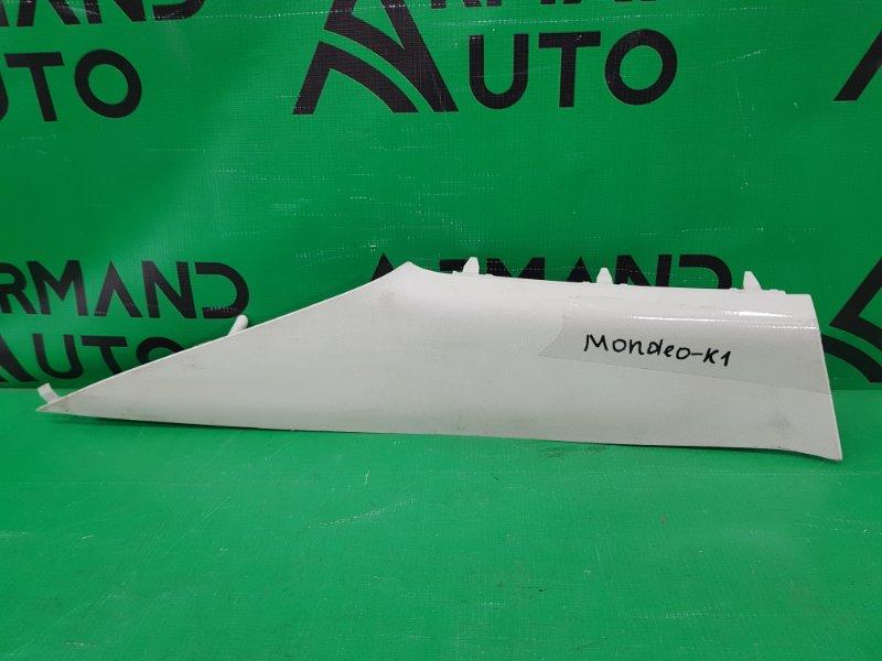Обшивка стойки Ford Mondeo 5 2014 задняя правая верхняя (б/у)