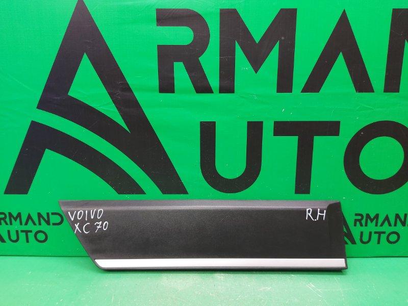 Накладка двери Volvo Xc70 2 2007 задняя правая (б/у)