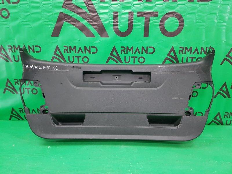 Обшивка двери багажника Bmw 2 Active Tourer F45 2014 (б/у)