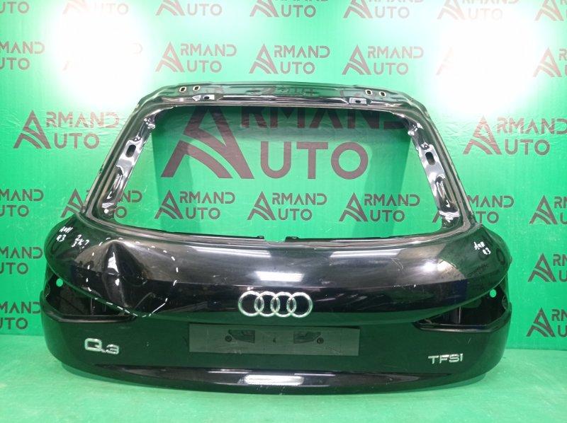 Дверь багажника Audi Q3 1 8U 2011 (б/у)