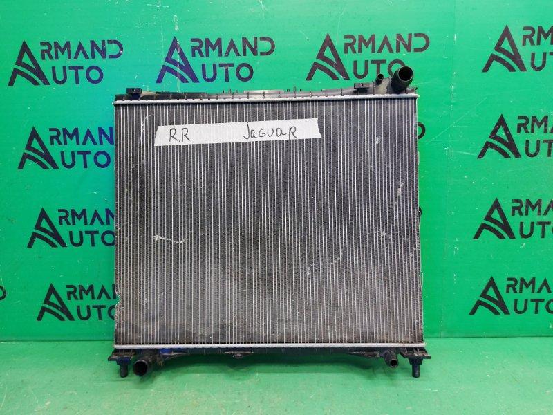 Радиатор охлаждения Land Rover Range Rover Sport 2 2013 (б/у)