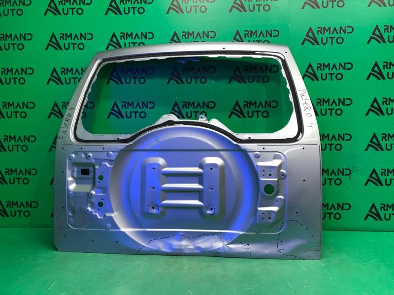 Дверь багажника Mitsubishi Pajero 4 2007 (б/у)