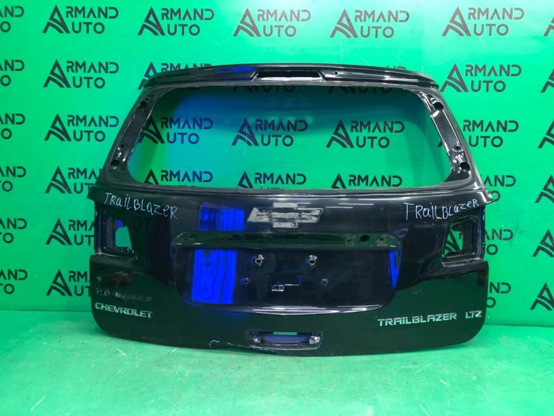 Дверь багажника Chevrolet Trailblazer 2 2012 (б/у)