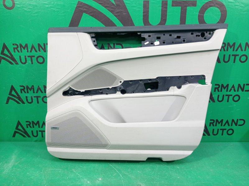 Обшивка двери Porsche Cayenne 3 PO536 2017 передняя правая (б/у)