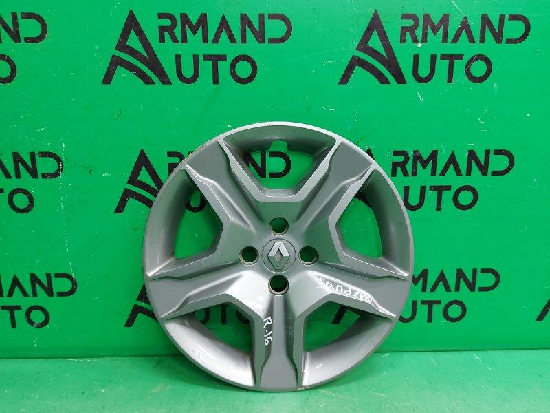 Колпак колесный r16 Renault Sandero 2 2014 (б/у)