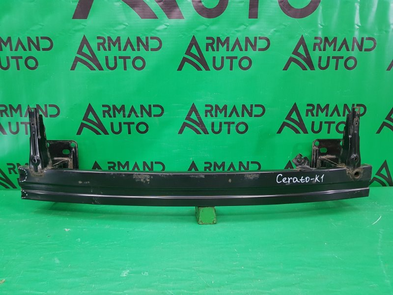 Усилитель бампера Kia Cerato 3 2013 передний (б/у)