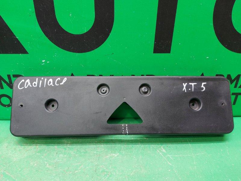Площадка номерного знака Cadillac Xt5 1 2016 (б/у)