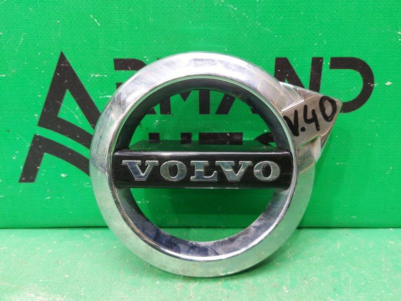Эмблема Volvo V40 2 РЕСТАЙЛИНГ 2016 (б/у)