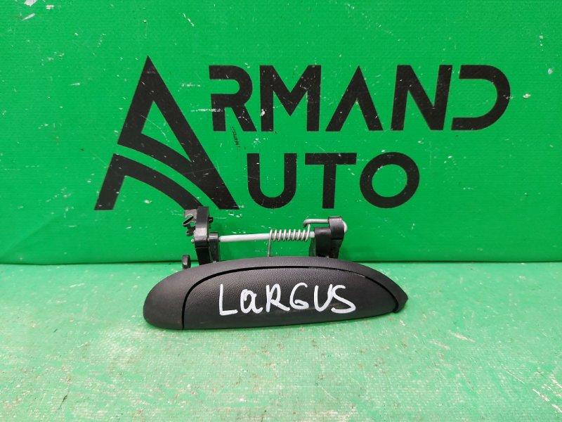 Ручка двери Lada Largus 2012 передняя правая (б/у)