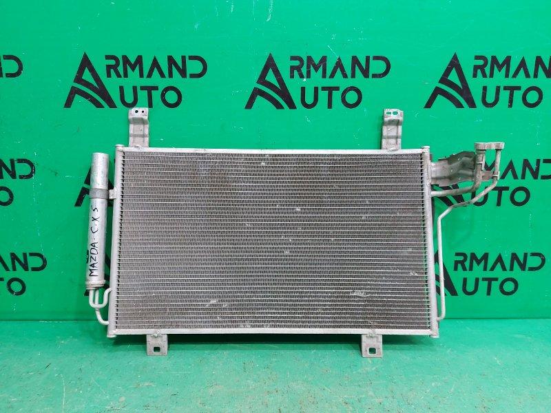 Радиатор кондиционера Mazda Cx5-Cx5 1 2011 (б/у)