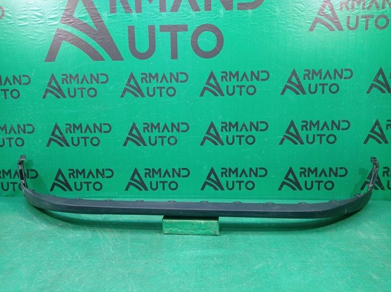 Юбка бампера Mini Hatch F55 2013 передняя (б/у)