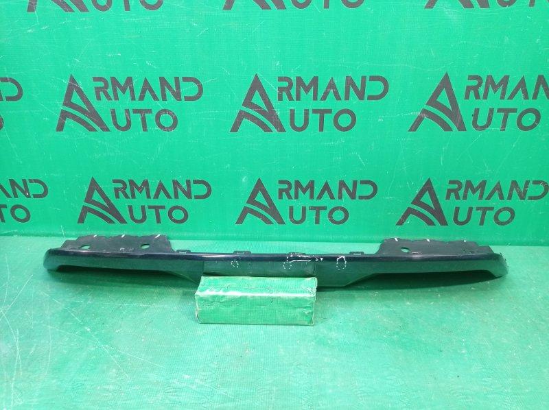 Накладка бампера Bmw X6 F16 2014 задняя нижняя (б/у)