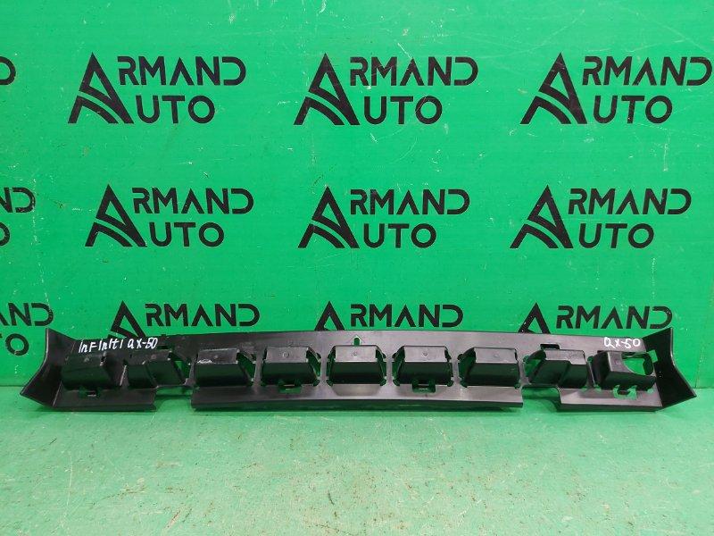 Абсорбер бампера Infiniti Qx50 1 2013 передний (б/у)