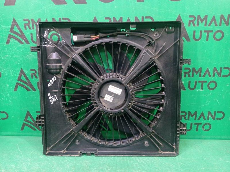Диффузор вентилятора Mercedes Gl Gls-Class X166 2012 (б/у)