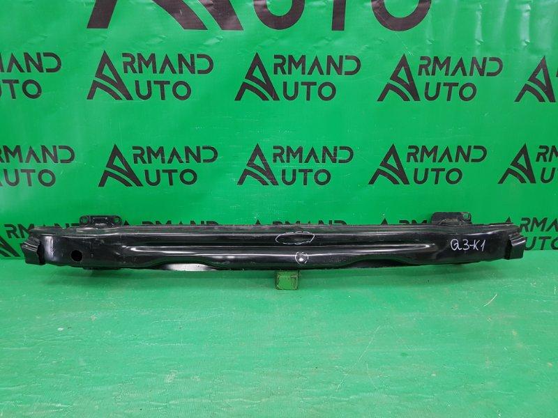 Усилитель бампера Audi Q3 8U 2011 задний (б/у)