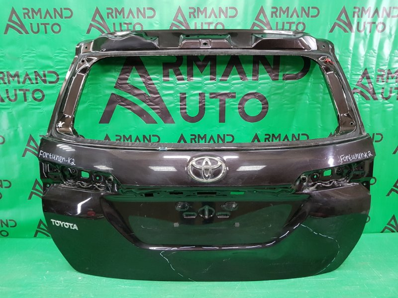 Дверь багажника Toyota Fortuner 2 2015 (б/у)