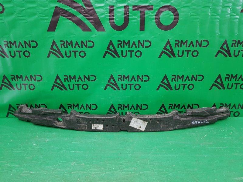 Абсорбер бампера Bmw 7 F01 РЕСТАЙЛИНГ 2012 передний (б/у)