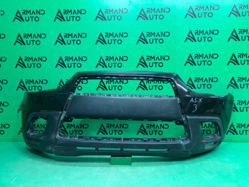 Бампер Mitsubishi Asx 1 2010 передний (б/у)